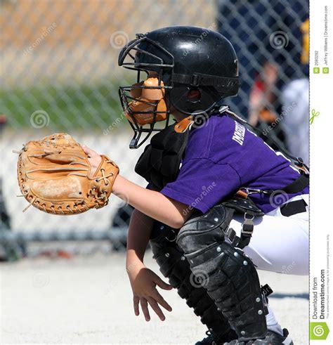 Baseball Catcher Stock Photography - Image: 2083292