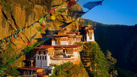 paro taktsang  buddhist monastery   paro valley