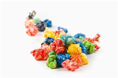 colored popcorn pirate blend flavored gourmet popcorn
