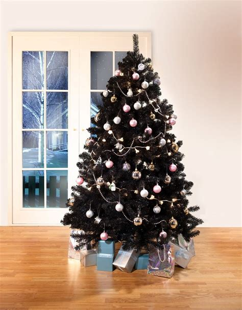 awesome picture of where can i buy a black christmas tree