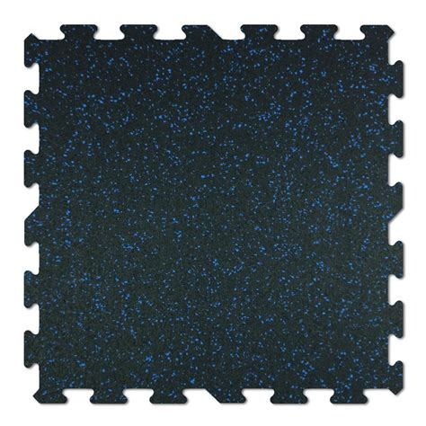 interlocking rubber floor tiles 23 quot x 23 quot x 5 16 quot 8mm