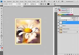 Bild Selbst Rahmen : rahmen um bilder machen in photoshop picasa oder gimp bildbearbeitung tipps ~ Orissabook.com Haus und Dekorationen