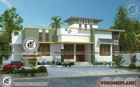 kerala house models single floor gorgeous mind blowing collections