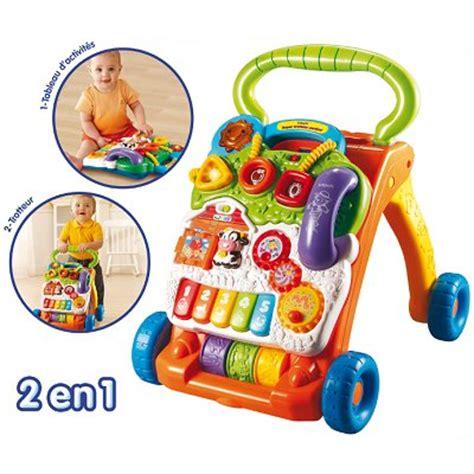 chariot et tableau d activit 233 s trotteur 2 en 1 vtech magasin de jouets pour enfants