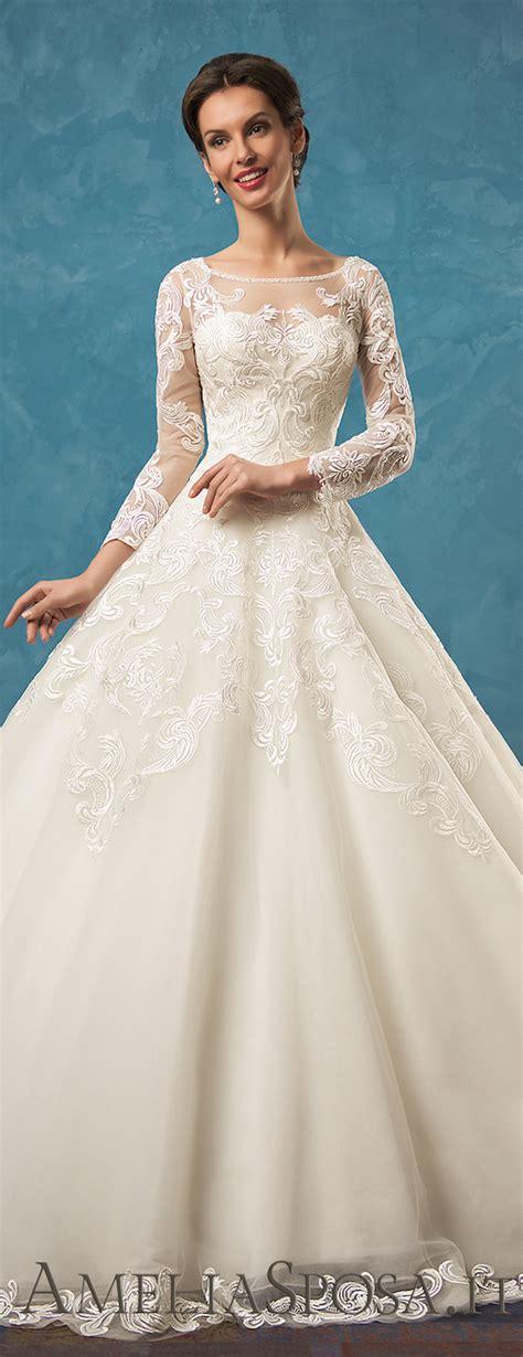 amelia sposa  wedding dresses belle  magazine
