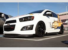 Chevy Sonic Concepts Feature Ricky Carmichael, Race Car