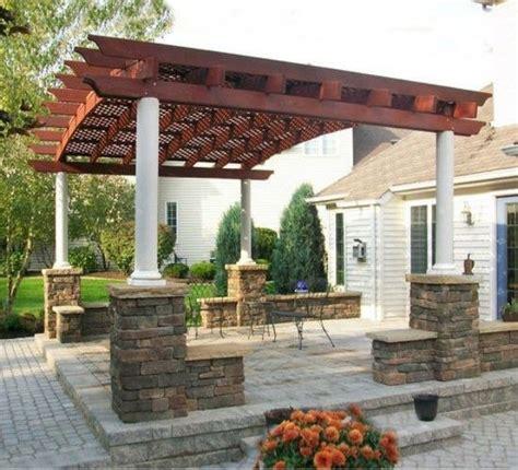 pergolas designs pictures redwood pergola exterior wood structures pinterest