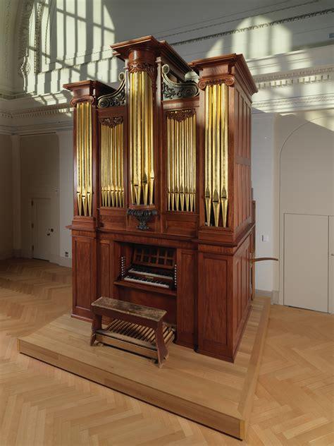 thomas appleton pipe organ american  met