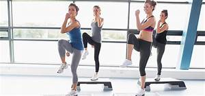 Step Aerobics Is The New Way To Loose Weight And Everyone