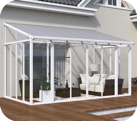 palram 10x14 san remo patio enclosure kit w screen doors