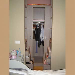 Dressing Chambre Enfant : bas cr ation r alisations dressing ~ Teatrodelosmanantiales.com Idées de Décoration