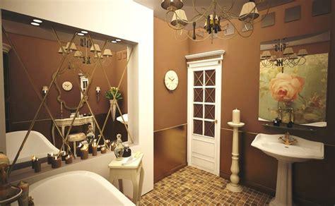 luxurious  comfortable classic bathroom designs