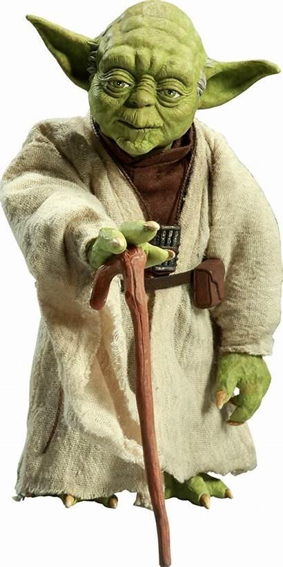 Yoda Wars Transparent Star Starwars Clipart Resolution
