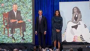 Obamas' official portraits unveiled - CNNPolitics