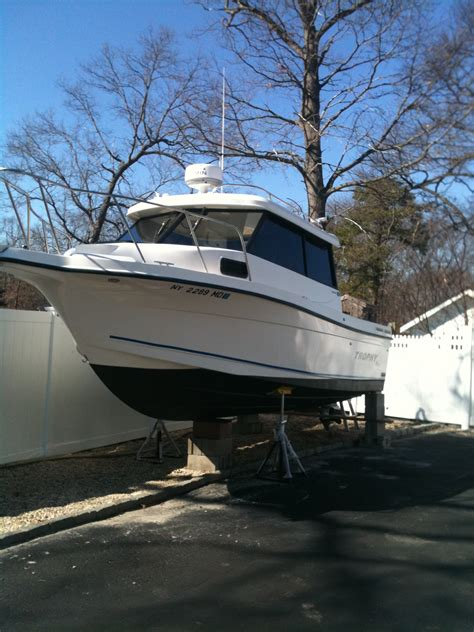 Trophy Boats For Sale Long Island Ny by Sold 23 Trophy Pro The Hull Truth Boating And