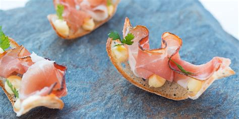 canape food canapé recipes great chefs