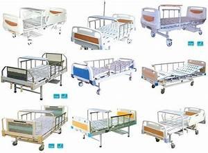 Wooden Batten Surface Medical Hospital Beds Stainless