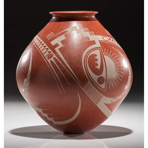 juan quezada mata ortiz   pottery cowans