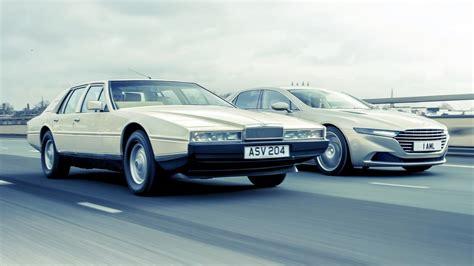 Aston Martin Lagonda: old vs new | Top Gear