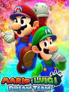 Mario  U0026 Luigi  Dream Team Bros