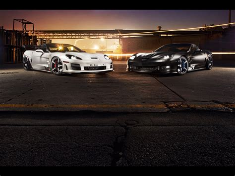 Corvette Wallpapers By Cars Wallpapersnet