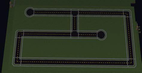 minecraft road server template minecraft project