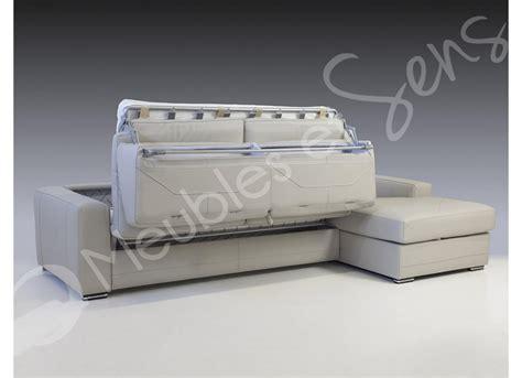 canapé avec matelas canapé lit avec vrai matelas royal sofa idée de canapé
