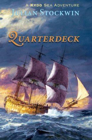 Book Review Quarterdeck By Julian Stockwin Four Stars