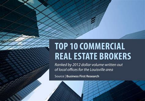 top 10 brokers another look at louisville commercial real estate brokers