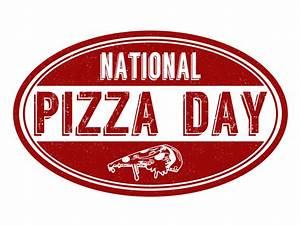 February 2020 Calendar Clip Art National Pizza Day In 2020 2021 When Where Why How Is
