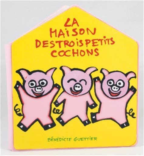 casterman la maison des trois petits cochons
