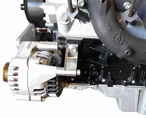 Ls Low Mount Alternator Swap Conversion Installation