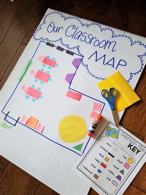 map skills mapping a classroom activity great for social 457 | b6809b2bf699d4bf7358e483c20efe78