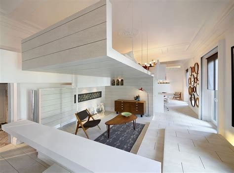 Stunning Multi Level House Designs Photos by Ceramic House In Madrid With Stunning Multi Level