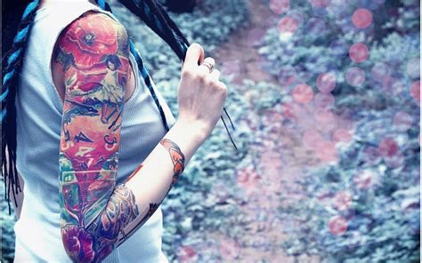 Tattoo Wallpaper And Background
