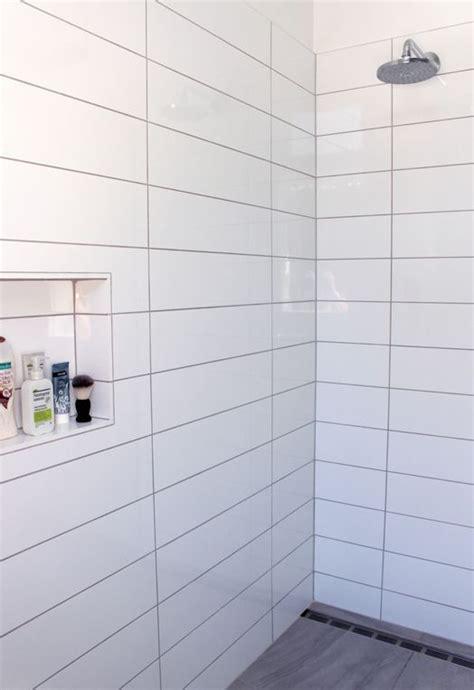 white rectangular kitchen tiles rectangle tiles stacked bathroom wall pattern tile 1454