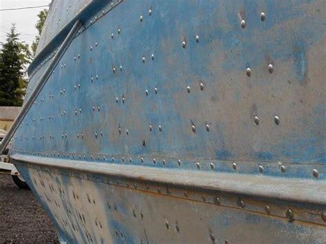 Aluminum Boat Hull Repair by Fishing Boats Aluminum Boat Repair