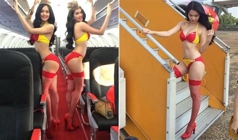 The World's 10 Hottest Flight Attendant Selfies | TheRichest