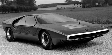 Alfa Romeo Carabo by Concept Flashback 1968 Alfa Romeo Carabo By Bertone
