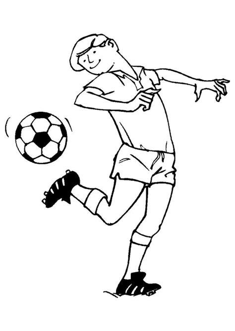 Kleurplaat Spaanse Jongens Danser by Kleurplaat Voetbal 6801 Kleurplaten