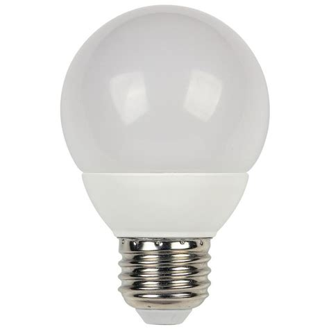 home depot lava l bulb westinghouse 60w equivalent warm white g19 dimmable led