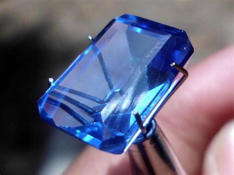 obsidian blue blue obsidian ibp 032 kedai gemstone