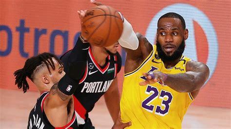 Lakers vs. Trail Blazers Game 2: Watch NBA playoffs online ...