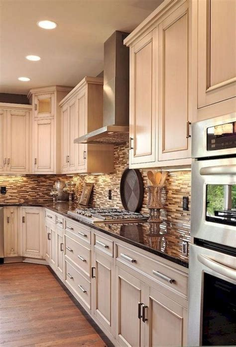rustic farmhouse kitchen cabinets makeover ideas