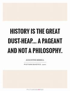 History is the ... History Of Philosophy Quotes