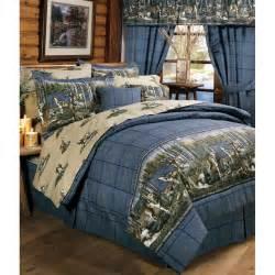 blue ridge trading wolf pack queen comforter bedding set shopperschoice com