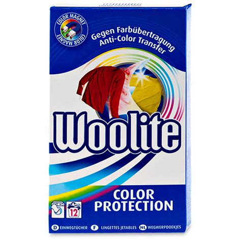 color protection shoo woolite color protection einwegt 252 cher