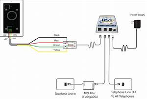 Rj11 Telephone Splitter Wiring Diagram