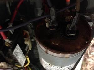 Trane Xr11 - Tripping Breaker  Buzzing  Bad Capacitor  - Hvac