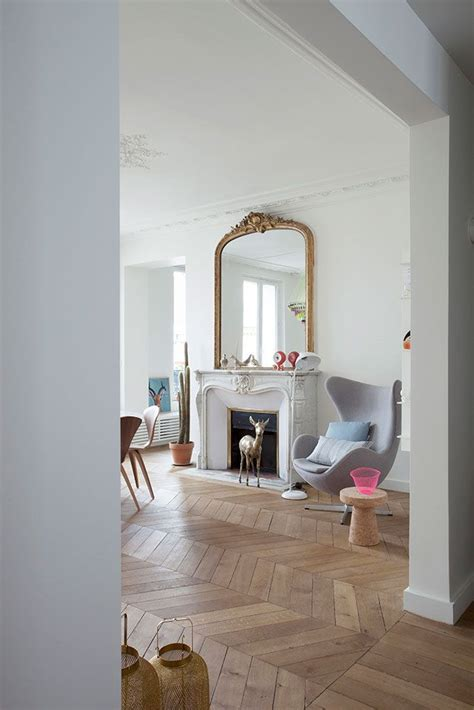 Beautiful Parisian Apartments by Typically Parisian Interior Clean White And Uncluttered